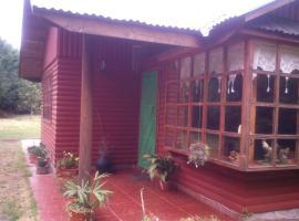 Casa de Blanquita, Villarrica (Huiscapi yakınında)