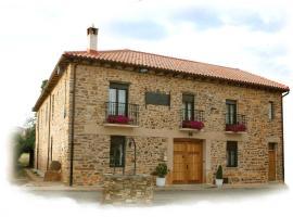 Casa Rural El Habanero, Destriana (рядом с городом Santiago Millas)