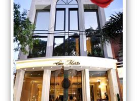 San Martin Plaza Hotel, Villa Elisa