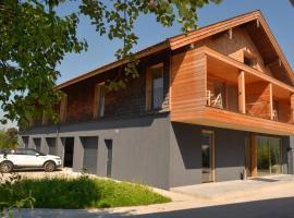 GADEN Apartment - Hotel, Waging am See (Kothaich yakınında)