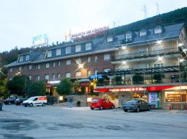 Hotel Valcarce, La Portela de Valcarce