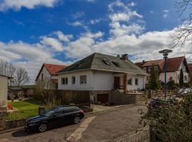 Hotel-Pension am Rosarium, Sangerhausen (Artern yakınında)