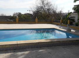 Villa Pepa Luisa, Tomares