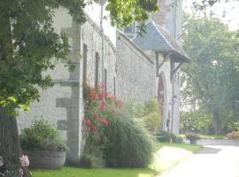 La tour de la Chapelle, Couthuin