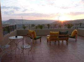 Desert View Studio, Midreshet Ben Gurion (рядом с городом Shivta)