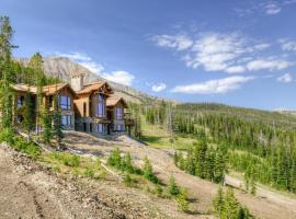 Moonlight Summit Chalet, Big Sky Mountain Village