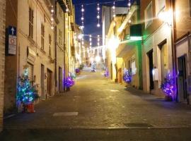 B&B La Casetta, Mondolfo (San Costanzo yakınında)