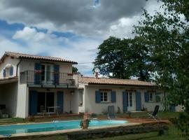 Chambres d'Hôtes Chez Vincent, Labastide-Savès (рядом с городом Saint-Thomas)