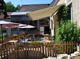 Auberge du Moulin de Sainte Vertu, Sainte-Vertu