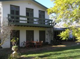 The Pelican Bed and Breakfast, Wangaratta (Milawa yakınında)