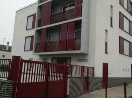 Appartement Nelson, Pierrefitte-sur-Seine (рядом с городом Сарсель)