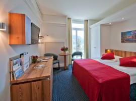 シュヴァイツァーホフ スイス クオリティ ホテル