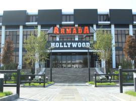 Отель «Hollywood 2», Грозный
