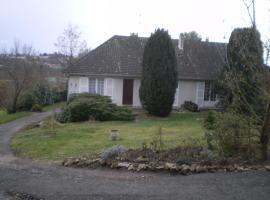 Chambres d'Hôtes à la Fontanille, Паназоль (рядом с городом Фейтеа)