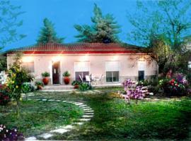 Anastasia Gardens Villa, Неа-Мессагала (рядом с городом Ampelakia)