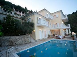 Villa Kyriaki Corfu, Калами (рядом с городом Ниссаки)