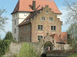 Schloss Neuburg, Mosbach