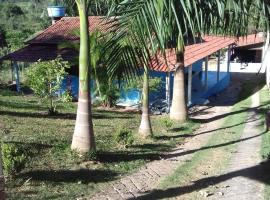 Pousada Ksa Mineira, Ipoema (Itambé do Mato Dentro yakınında)