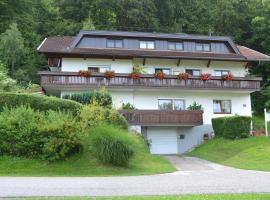 Ferienwohnungen Uggowitzer, Sankt Niklas an der Drau (Oberwernberg yakınında)