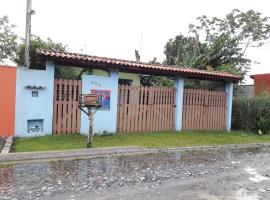 Pousada Borboleta Azul, Ilha Comprida (Iguape yakınında)