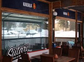 Hotelli-Ravintola Siitari, Vaala