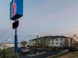 Motel 6 Lincoln, Lincoln