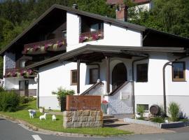 Hotel Restaurant Brigitte, Warmensteinach