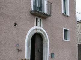 La Zizzania e il Mandarino, Roccagloriosa (Torre Orsaia yakınında)