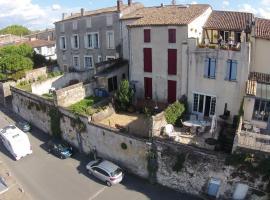 Les Terraces Sur La Dordogne, Sainte-Foy-la-Grande (рядом с городом Fougueyrolles)