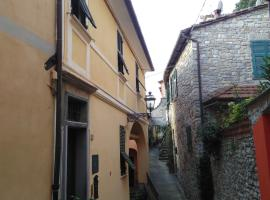 La Maison De Beauvoir, Trebiano (Il Romito yakınında)