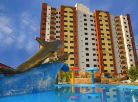 Golden Dolphin Supreme, Caldas Novas