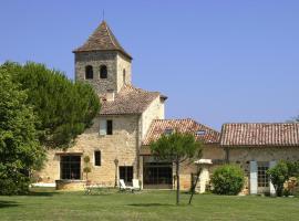 Chambres d'Hotes Coteau de Belpech, Beaumont-du-Périgord (рядом с городом Naussannes)