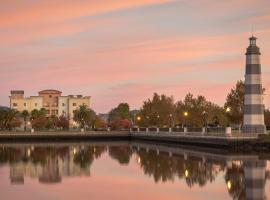 Hampton Inn & Suites Suisun City Waterfront