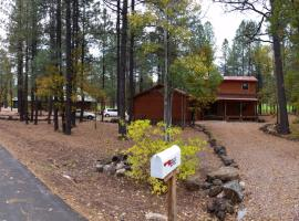 Pinetop Country Club Retreat