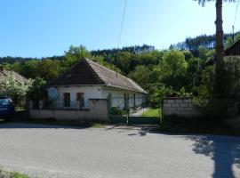 Patakparti vendégház, Cserépváralja (рядом с городом Sály)