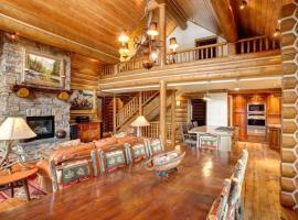 Cushman Cabin- WC 33, The String