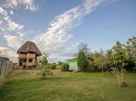 Njovu Park Lodge, Kabatoro (Kasindi yakınında)