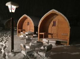 Inn-side Adventure Cabins & Camping