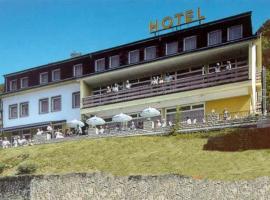 Hotel Haus Wallstein, Wallendorf (Nusbaum yakınında)