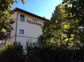 Relais Forti, Colfiorito (Serravalle di Chienti yakınında)