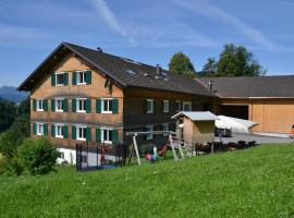 Ferienhof Dürlinde, Hittisau (Krumbach yakınında)
