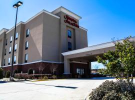 Hampton Inn Suites Grenada 3 Star Hotel