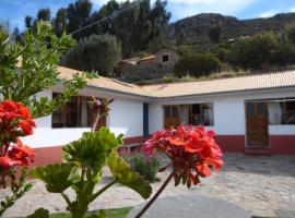 Casa Inti Lodge, Окосуйо (рядом с регионом Taquile Island)