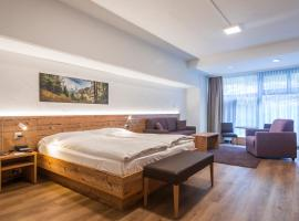 Zermatt Budget Rooms, Церматт