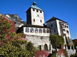 B&B Castel Ivano, Strigno (nära Bieno)