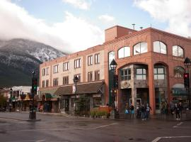 King Edward Hotel, Banff