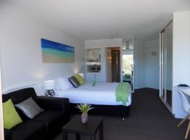 Resort Penthouse and Studios, Coffs Harbour