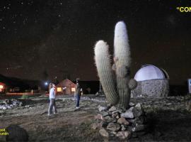 Observatorio Ampimpa, Amaichá del Valle