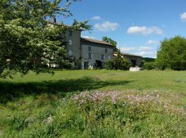 Chambres d'hôtes le Besset, Тьер (рядом с городом Saint-Victor-Montvianeix)