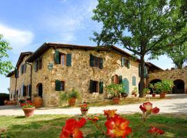Casa Vacanze Podere Casacce, Montefiridolfi